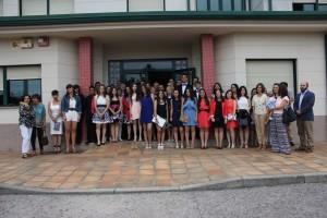 Fotos de la Fiesta de Graduación de Cuarto de ESO. Promoción 2014 ...